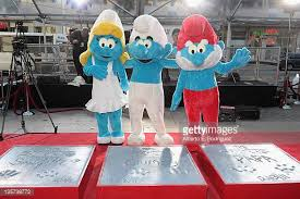 smurfette stock photos pictures getty images