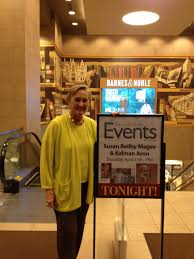 Barnes And Nobles San Diego Ny Susan Beilby Magee At Barnes U0026 Noble Upper East Side 4 11 13
