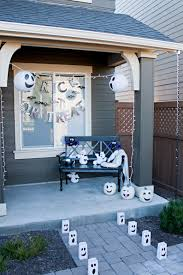 oriental trading company halloween friendly ghost halloween porch decor