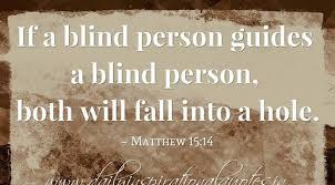 Blind Bible Proverbs Archives Daily Inspirational Quotes