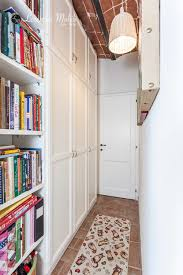 pantry closet with bookshelves lorenzini mobili