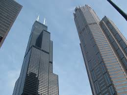 Sears Tower Sears Willis Tower Time Tells
