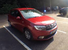 used dacia sandero cars for sale motors co uk