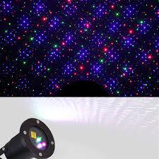 outdoor light projector stars sacharoff decoration