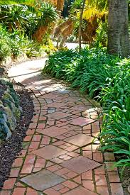 landscaping with bricks brick walkway ideas landscaping network