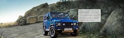The Best Led Light Bar by Land Rover Defende Modification