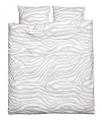 Zebra Print Duvet Cover Animal Print Bedding Queen Foter