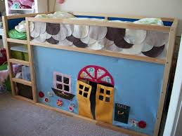 Coolest Playhouse Beds For Kids - Ikea bunk bed kids