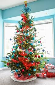 Navy And White Christmas Decorations by 92 Best O Christmas Tree Images On Pinterest Merry Christmas