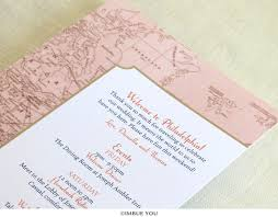 destination wedding itinerary vintage map itinerary card for destination wedding travel theme