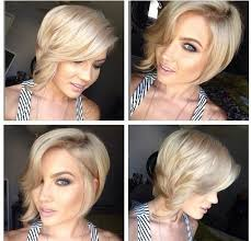a symetric hair cut round face hairstyles for round face that make you appear thinner women s