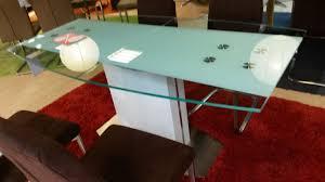 Esszimmer Glastisch Oval Esszimmer Angebote