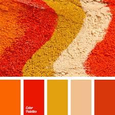 Colour Shades Beige Burnt Orange Color Carrot Color Matching Dark Tangerine