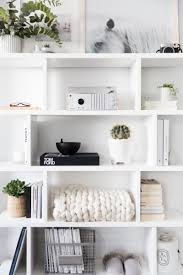How To Decorate A Minimal Interior With Personality Minimal - Home interior shelves