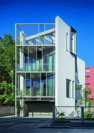 urban eco house tecon architects archdaily