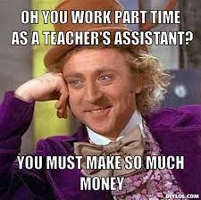 I Volunteer Meme - cool teaching assistant memes google search testing testing