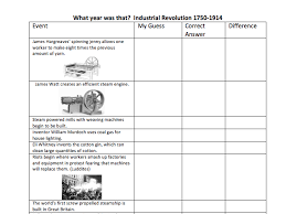 history mystery industrial revolution by kellyeyechase teaching