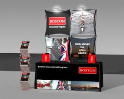 table top banners for trade shows portable table top displays for trade shows are easy to carry and