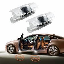 lexus qx 300 aliexpress com buy 2 x led car door welcome laser projector logo