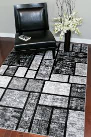 Buy Persian Rugs by Persian Rugs 5 Feet X 7 Feet Area Rug Modern Carpet Gray Ebay