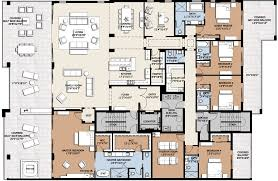 residences penthouse luxury condos for sale site plan floor