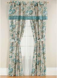 6 piece window curtain set carolwrightgifts com