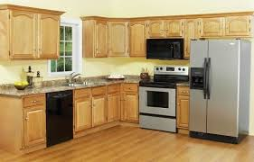 good kitchen colors with light wood cabinets best colors to go with oak cabinets my home design journey