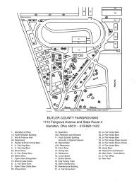goat barn floor plans map the butler county fair a family tradition since 1851