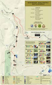 Trolley San Francisco Map by Reds Meadow Shuttle U2013 Eastern Sierra Transit Authority