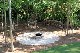 Large Firepit Large Outdoor Pit 4915 Lazy Creek