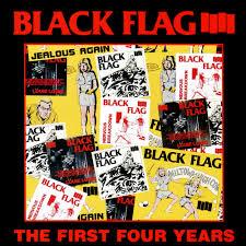 Black Flag Nervous Breakdown Shirt Black Flag