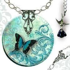 glass butterfly necklace images 113 best butterfly jewelry images butterfly jewelry jpg