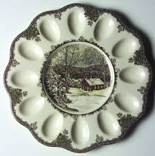 devilled egg platter miss janice you might be a southern if