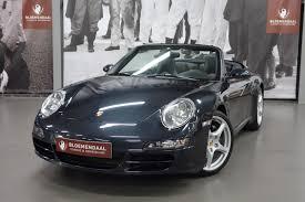 porsche 911 convertible 2005 porsche 911 997 carrera 2 cabriolet bloemendaal classic