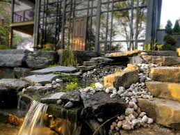 Better Homes And Gardens Decorating Ideas Eco Friendly Terrific Porch Design With Natural Stone For Water