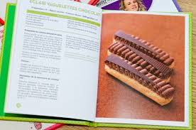 livre de cuisine michalak christophe michalak éclairs vaguelettes chocolat culinaire