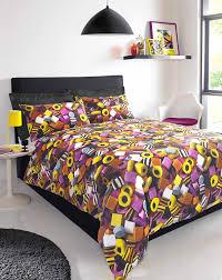 bedding sweets duvet cover set double amazon co uk kitchen u0026 home