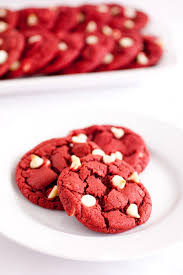 cooking classy red velvet white chocolate chip cookies make it