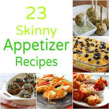 23 skinny appetizer recipes skinnytaste