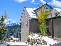breathtaking views with private homeaway silverthorne