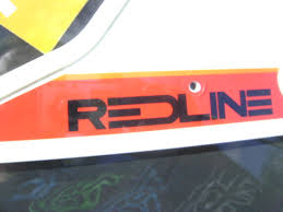 bmxmuseum com for sale redline forklifter numberplate owners