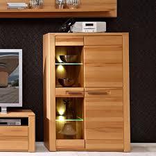 Wohnzimmerschrank Highboard Funvit Com Küche Aus Holz