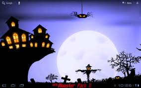 halloween wallpaper for android halloween live wallpaper free android apps on google play