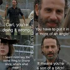The Walking Dead Funny Memes - pin by brandy on the walking dead pinterest funny memes memes