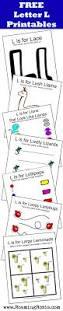 free letter l worksheets printables for kids alphabet