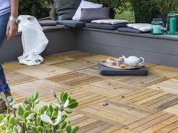 le de terrasse encastrable terrasse et sol extérieur jardin leroy merlin