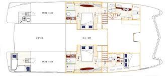 luxury power catamaran sophie 63 for sale