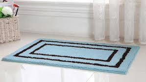 Brown And Blue Bathroom Rugs Slate Blue Bathroom Rugs Home Design Ideas