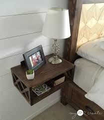 Floating End Table by Floating Night Stand My Love 2 Create