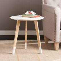 Accent Table Decor Accent Tables Foyer Round Corner Coffee U0026 Cocktail Table For